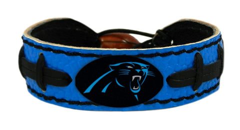 Carolina Panthers Team Color Bracelet
