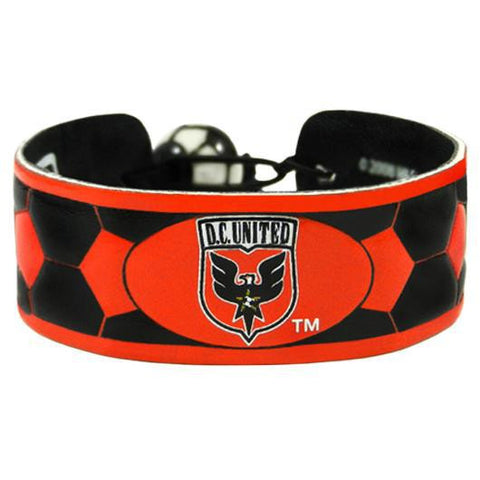 DC United Team Color Bracelet