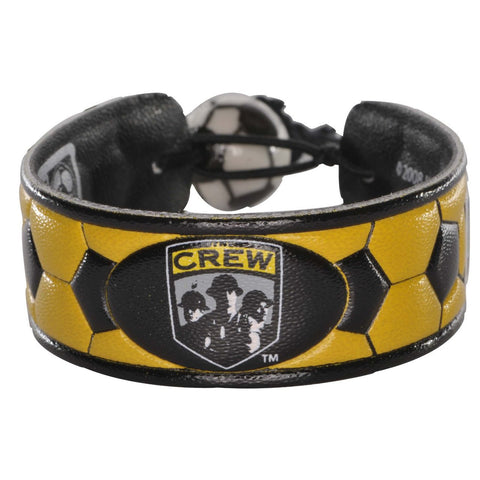 Columbus Crew SC Team Color Bracelet