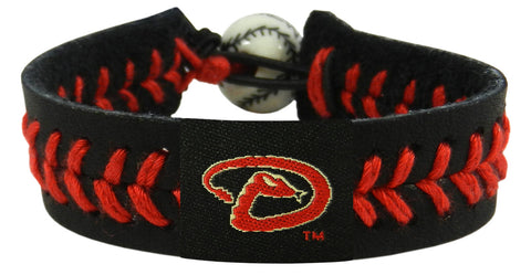 Arizona Diamondbacks Team Color Bracelet - Black