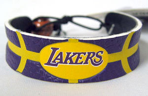 Los Angeles Lakers Team Color Bracelet