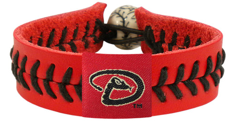 Arizona Diamondbacks Team Color Bracelet - Red