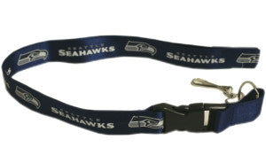 "Seattle Seahawks 24"" Breakaway Lanyard"