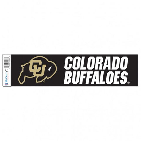 Colorado Buffaloes Bumper Sticker