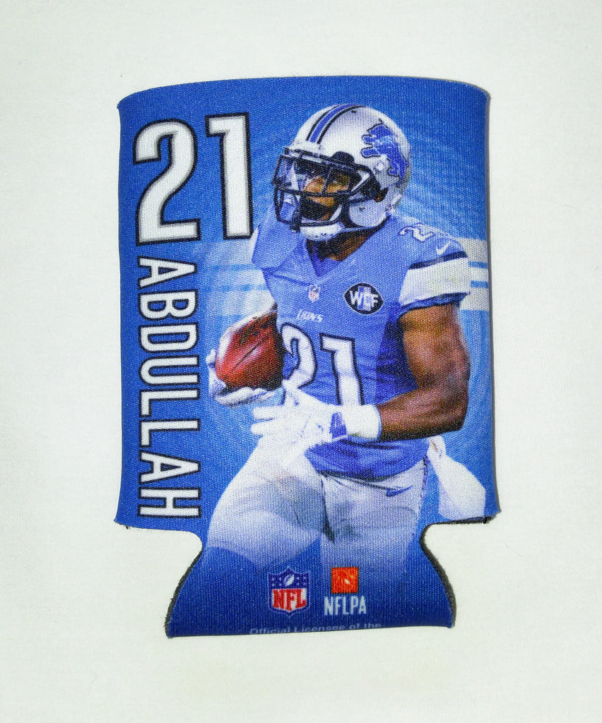 1b4b6c76 Ameer Abdullah Detroit Lions Can Holder