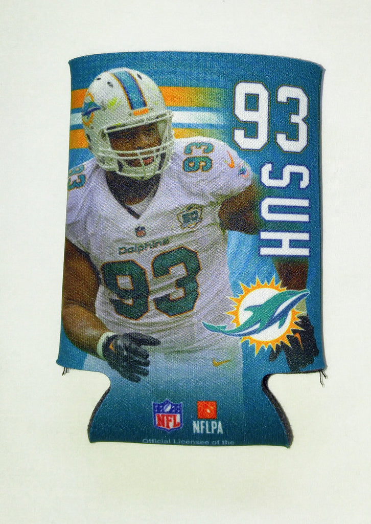 Ndamukong Suh Miami Dolphins Can Holder