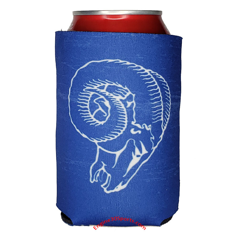 Los Angeles Rams Vintage Style 2 Sided Can Holder