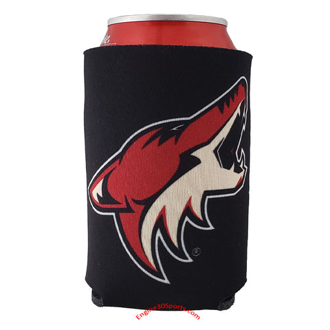 Arizona Coyotes 2 Sided Can Holder