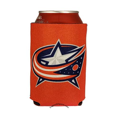 Columbus Blue Jackets 2 Sided Can Holder