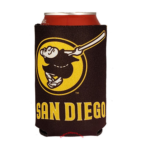 San Diego Padres 2 Sided Can Holder