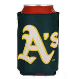 Oakland A's 2 Sided Can Holder