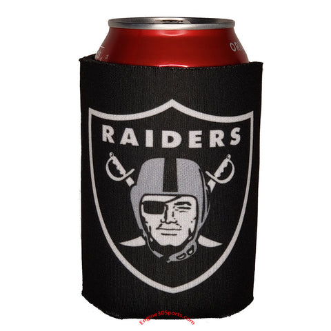 Las Vegas Raiders 2 Sided Can Holder