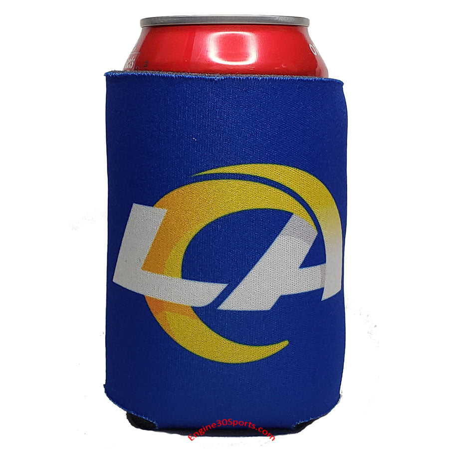 Los Angeles Rams 2 Sided Can Holder