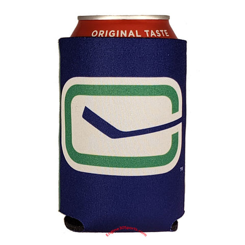 Vancouver Canucks 2 Sided Can Holder