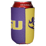 LSU Tigers 2 Sided Can Holder