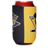 Pittsburgh Penguins 2 Sided Can Holder