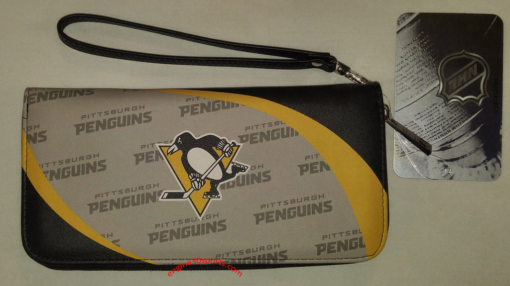Pittsburgh Penguins Curve Organizer Wallet