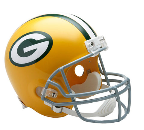 Green Bay Packers 1961-1979 Throwback Riddell Deluxe Replica Helmet