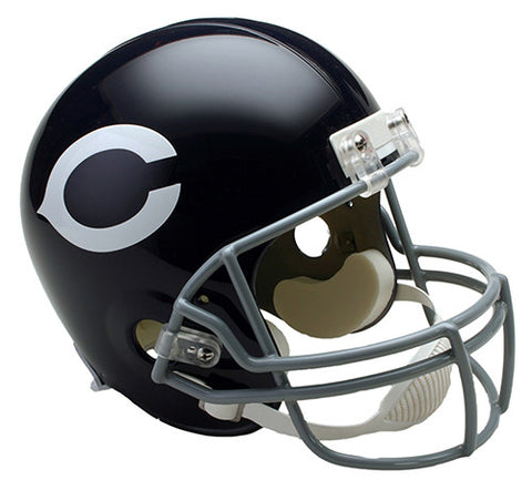 Chicago Bears 1962-1973 Throwback Riddell Deluxe Replica Helmet