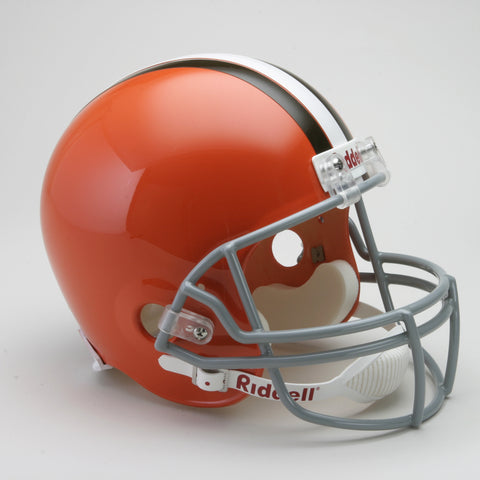 Cleveland Browns 1962-1974 Throwback Riddell Deluxe Replica Helmet