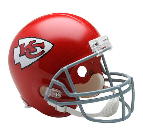 Kansas City Chiefs 1963-1973 Throwback Riddell Deluxe Replica Helmet