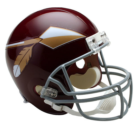 Washington Redskins Throwback 1965-1969 Riddell Deluxe Replica Helmet