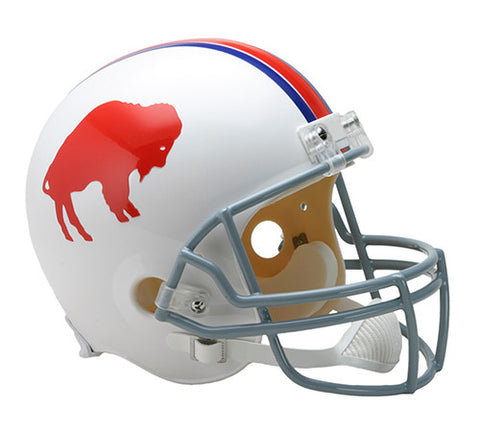 Buffalo Bills 1965-1973 Throwback Riddell Deluxe Replica Helmet