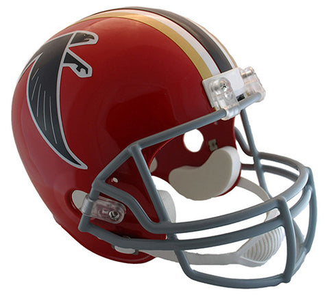 Atlanta Falcons 1966-1969 Throwback Riddell Deluxe Replica Helmet