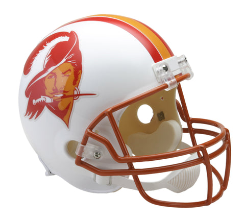 Tampa Bay Buccaneers Throwback 1976-1996 Riddell Deluxe Replica Helmet