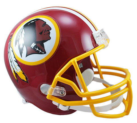 Washington Redskins Throwback 1978-2003 Riddell Deluxe Replica Helmet