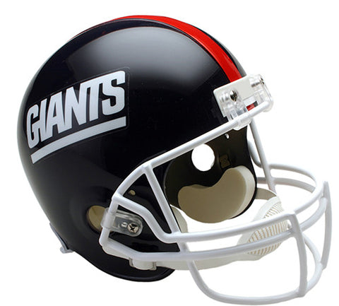 New York Giants Throwback 1981-1999 Riddell Deluxe Replica Helmet