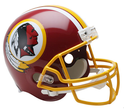 Washington Redskins Throwback 1982 Riddell Deluxe Replica Helmet