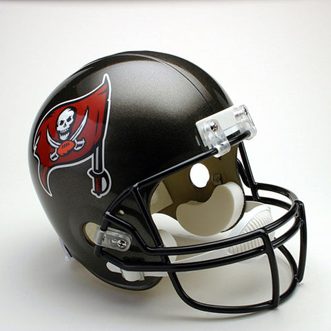 Tampa Bay Buccaneers Throwback 1997-2013 Riddell Deluxe Replica Helmet