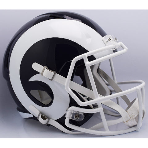 Los Angeles Rams Riddell Deluxe Replica Speed Helmet
