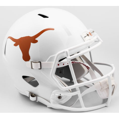 Texas Longhorns Riddell Deluxe Replica Speed Helmet