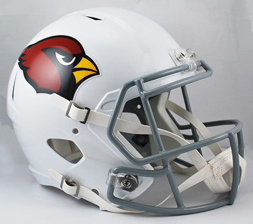 Arizona Cardinals Riddell Deluxe Replica Speed Helmet