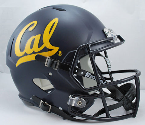 Cal Bears Riddell Deluxe Replica Speed Helmet