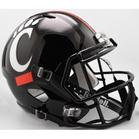 Cincinnati Bearcats Riddell Deluxe Replica Speed Helmet