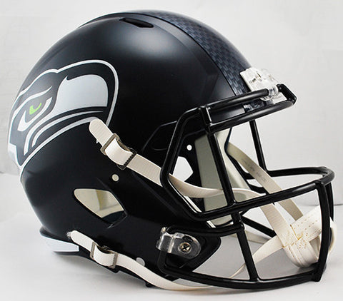 Seattle Seahawks Riddell Deluxe Replica Speed Helmet