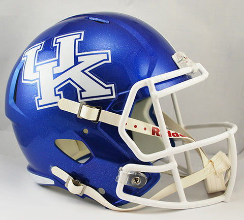 Kentucky Wildcats Riddell Deluxe Replica Speed Helmet