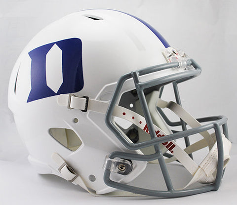 Duke Blue Devils Riddell Deluxe Replica Speed Helmet