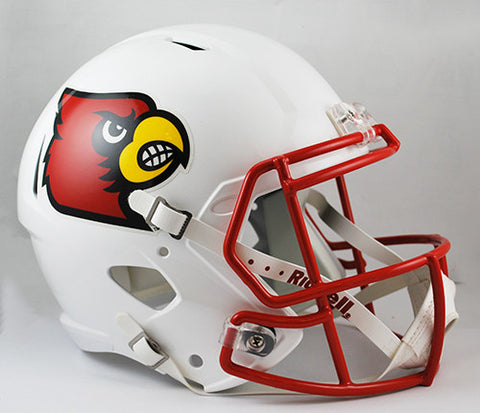 Louisville Cardinals Riddell Deluxe Replica Speed Helmet