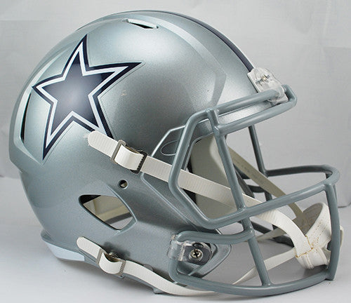 Dallas Cowboys Riddell Deluxe Replica Speed Helmet