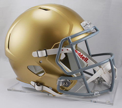 Notre Dame Fighting Irish Riddell Deluxe Replica Speed Helmet