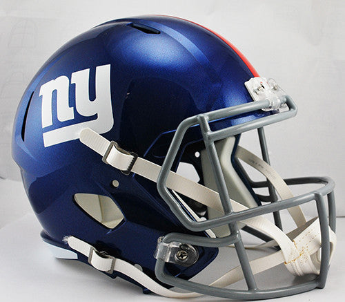 New York Giants Riddell Deluxe Replica Speed Helmet