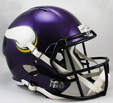 Minnesota Vikings Riddell Deluxe Replica Speed Helmet