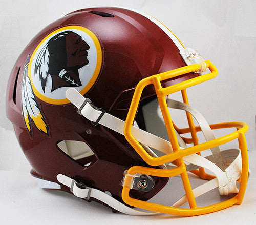 Washington Redskins Riddell Deluxe Replica Speed Helmet