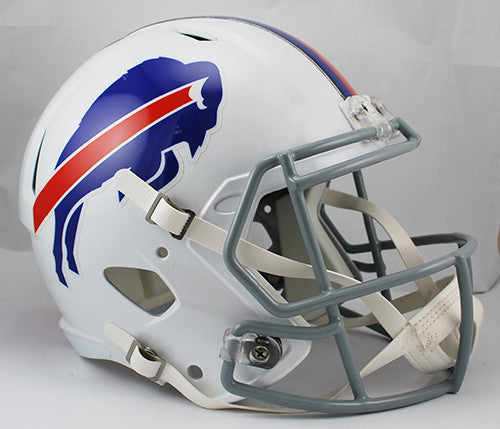 Buffalo Bills Riddell Deluxe Replica Speed Helmet