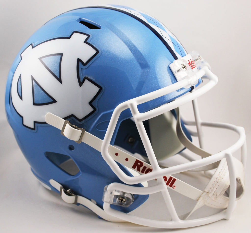 North Carolina Tar Heels Riddell Deluxe Replica Speed Helmet
