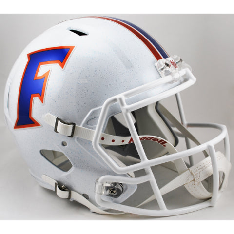 Florida Gators Riddell Deluxe Replica Speed Helmet - White Alternate